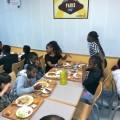 Tous les repas sont appréciés par les enfants : ouf !