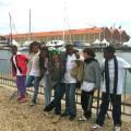 Arrivée au Havre...