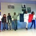 Succès de la délégation française !