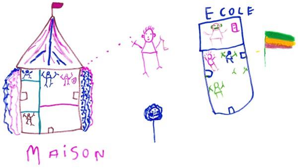 école maison web