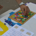 L'installation et l'explication des règles des échecs à la façon malgache : le Fanorona