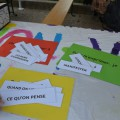 Atelier proposé par Korhom sur la liberté d'expression