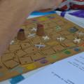 Le jeu des sortilèges qui représente l'affrontement entre deux sorciers