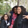 Amira, Clarmonde et Mélissandre