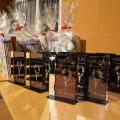 Les trophées tant attendus