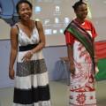 Christina et Julia : les 2 animatrices de Madagascar