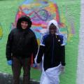 Et nous pouvons admirer la collection hiver présentée par Adam et Moussa