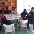 Atelier d'écriture avec Sabrina Tayebi
