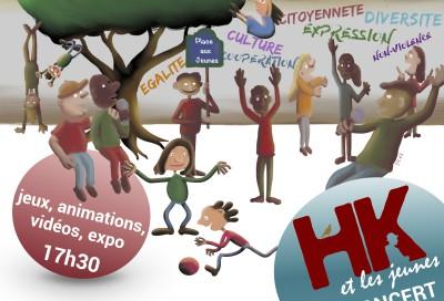 Festival des droits humains – Place aux jeunes !