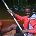 Mamadi en mission barque !