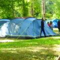 et les tentes !