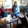 Et d'inombrables discussions entre familles