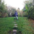 et son jardin… pour jouer !