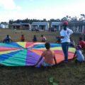 Découverte du parachute