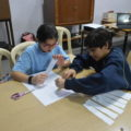 Les premiers ateliers de réflexion sur le bien-être au collège et la protection contre le harcèlement