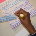 Réflexion autour d'un projet pour défendre les droits Humains