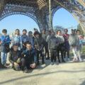 Le groupe de jeunes au complet avec Bülent !