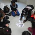 Silou explique la pratique du graffiti