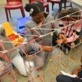 Trouver comment construire un pont pour relier les tables…