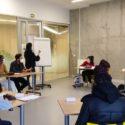 Des élèves de troisième découvrent les institutions et métiers de la justice et du droit