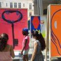 Visite de l'exposition Énergies Désespoirs